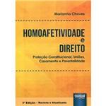 Livro - Homoafetividade e Direito