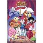 Livro - Hora de Aventura com Fionna & Cake - Adventure Time