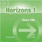 Livro - Horizons 1 - Class Audio Cds (2)