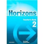 Livro - Horizons: Teacher's Book 2