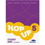 Livro - Hot UP 5 - Student Book With Workbook