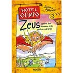 Livro - Hotel Olimpo - Zeus - Senhor dos Homens e de Muitas Mulheres