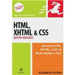 Livro - HTML, XHTML & CSS - Guia Rápido & Visual