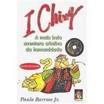 Livro - I Ching - a Mais Bela Aventura Criativa da Humanidade