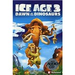 Livro - Ice Age 3: Dawn Of The Dinosaurs - Popcorn ELT Readers - Level 3 (Student's Book + CD)