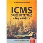 Livro - ICMS Sobre Importação: Regra - Matriz