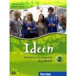 Livro - Ideen 2 - Kursbuch - Deutsch Als Fremdsprache - A2