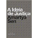 Livro - Ideia de Justiça, a