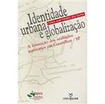 Livro - Identidade Urbana e Globalização