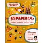Livro - Idiomas para Iniciantes: Espanhol