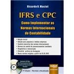 Livro - IFRS e CPC: Como Implementar as Normas Internacionais de Contabilidade