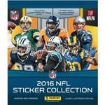 Livro Ilustrado 2016 - Nfl Sticker Collection