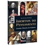 Livro - Imortais do Pensamento - Grandes Filósofos do Ocidente