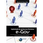 Livro - Implantação de um Governo Eletrônico E-Gov