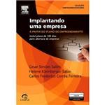 Livro - Implantando uma Empresa