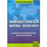 Livro - Importação e Exportação Incoterms