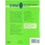 Livro - In Detail Book 1 - Workbook