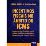 Livro - Incentivos Fiscais no Âmbito do Icms
