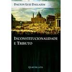 Livro - Inconstitucionalidade e Tríbuto