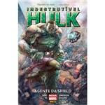 Livro - Indestrutível Hulk: Agente da Shield