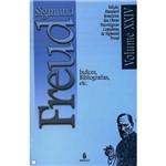 Livro - Índices, Bibliografias, Etc. - Coleção Obras Psicológicas Completas de Sigmund Freud - Vol. 24