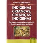 Livro - Indígenas Crianças, Crianças Indígenas: Perspectivas para Construção da Doutrina da Proteção Plural
