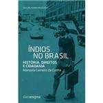 Livro - Índios no Brasil