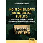 Livro - Indisponibilidade do Interesse Público