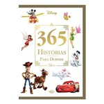 Livro Infantil - Disney - 365 Histórias para Dormir - Edição Luxo - Dcl Editora
