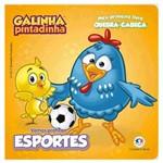 Livro Infantil e Quebra-cabeça - Galinha Pintadinha - Vamos Praticar Esportes - Ciranda Cultural