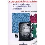 Livro - Informaçao no Radio, a
