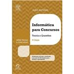 Livro - Informática para Concursos: Teoria e Questões
