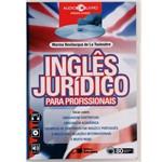 Livro - Inglês Jurídico para Profissional - Audiolivro