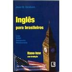 Livro - Inglês para Brasileiros: Loja, Hotel, Aeroporto, Restaurante - Know How com Tradução