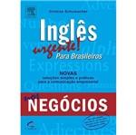 Livro - Inglês Urgente! - para Brasileiros Nos Negócios
