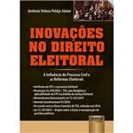 Livro - Inovações no Direito Eleitoral