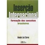 Livro - Inserção Internacional: Formação dos Conceitos Brasileiros