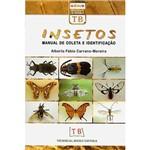 Livro - Insetos: Manual de Coleta e Identificação