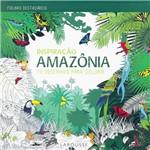 Livro - Inspiração Amazônica 70 Desenhos para Colorir