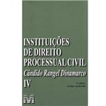 Livro - Instituições de Direito Processual Civil - Volume 4