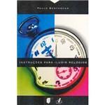 Livro - Instruções para Iludir Relógios