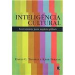 Livro - Inteligência Cultural - Técnicas Necessárias para Negócios Globais