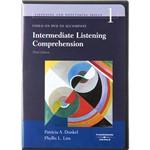 Livro - Intermediate Listening Comprehension 1 - Video On DVD To Accompany