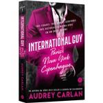 Livro -International Guy: Paris, Nova York, Copenhague