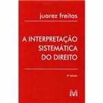 Livro - Interpretação Sistemática do Direito, a