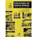 Livro - Intervenções em Centros Urbanos