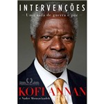 Livro - Intervenções: uma Vida de Guerra e Paz