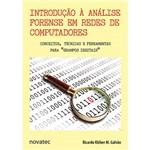 Livro - Introdução à Análise Forense em Redes de Computadores