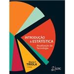 Livro - Introdução à Estatística: Atualização da Tecnologia