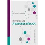 Livro - Introdução à Exegese Bíblica